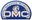 Логотип фирмы DMC