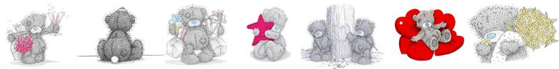смотреть галерею мишек Тедди